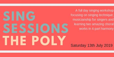 Sing Sessions - The Poly