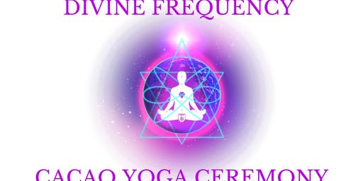 Divine Frequency Cacao Ceremony - Mitcham