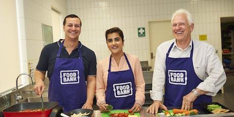 FREE FOOD SENSATIONS NUTRITION & COOKING PROGRAM IN MANDURAH tickets