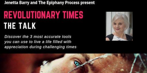 Revolutionary Times - The Talk -  26 June