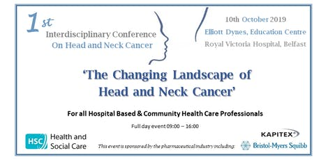 Interdisciplinary Conference Head & Neck Cancer. tickets
