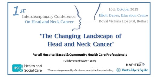Interdisciplinary Conference Head & Neck Cancer.