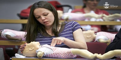 Save a Baby's Life - Community Workshop