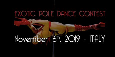 Exotic Pole Dance Contest 2019 | ITALY tickets