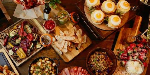 Bubble Brunch - A Bottomless Feast!