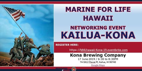 Marine for Life (M4L) Networking Event - Kailua-Kona, Hawaii tickets