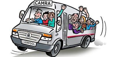 Liverpool CAMRA coach trip to Warwick
