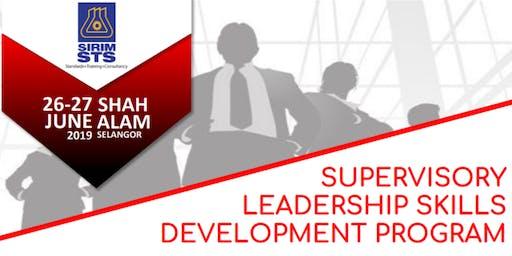 Supervisory Leadership Skills Development Program