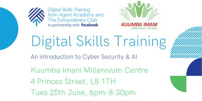 Digital Skills Training at Kuumba Imani