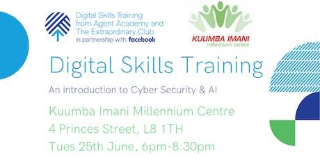 Digital Skills Training at Kuumba Imani tickets