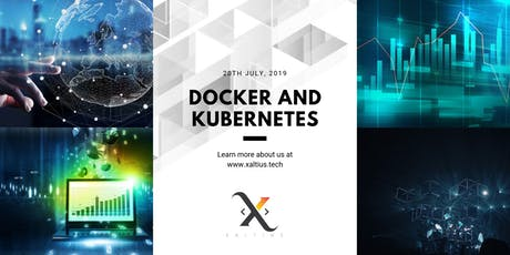 Docker and Kubernetes Essentials tickets