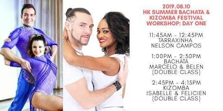 HK Summer Bachata & Kizomba Festival tickets