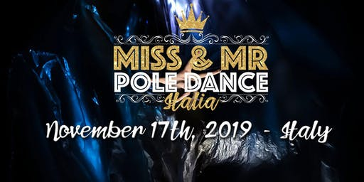 Miss & Mr Pole Dance Italia