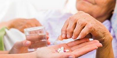 11th September 2019 - Medication Awareness Course