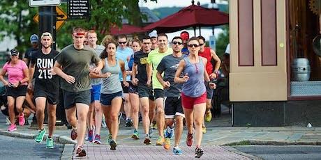 Weekly 4Km Run In Sydney CBD  tickets