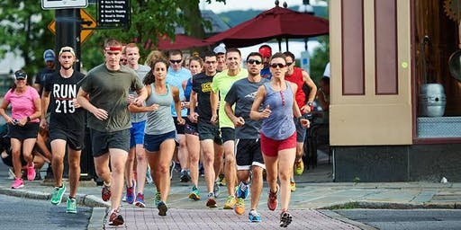 Weekly 4Km Run In Sydney CBD