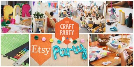 Brighton Etsy Craft Party 2019 tickets