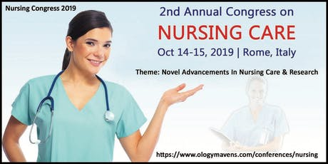 2nd Annual Congress on NURSING CARE tickets
