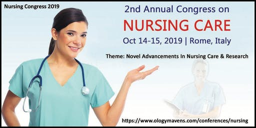 2nd Annual Congress on NURSING CARE