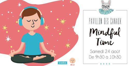 Mindful Time - Venez vous initier à la méditation !