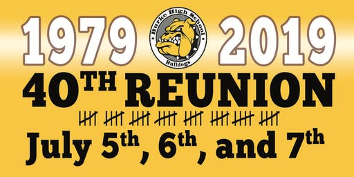 Burke Sr. High Class of 1979 (40 Year Reunion Weekend)