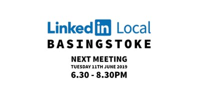 LinkedInLocal Basingstoke Busness Networking