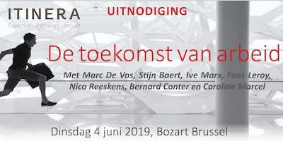 De toekomst van arbeid met Marc De Vos, Ive Marx en Stijn Baert
