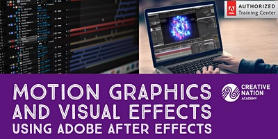 Motion Graphics and Visual Effects using Adobe Aft