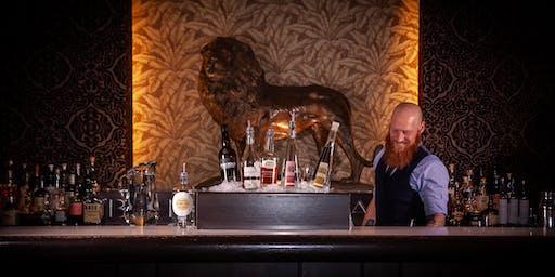 Cocktail Safari • Eine Traube geht um die Welt