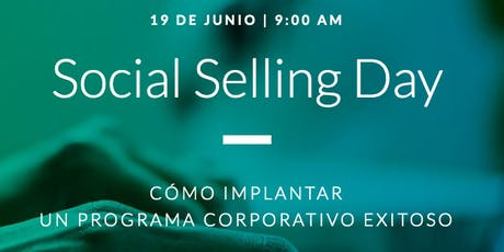Social Selling Day entradas