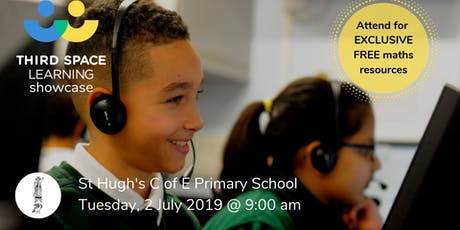 St Hugh's CofE Primary, Oldham Maths Intervention Showcase tickets