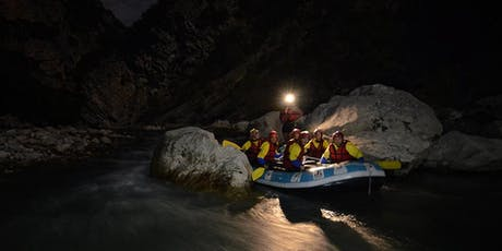 Wet'n'Wild Full Moon Αραχθος Rafting-BBQ-Party tickets