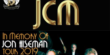 JCM band. In memory of Jon Hiseman tickets