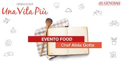 Food experience con Alida Gotta
