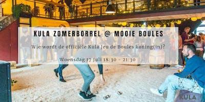 Kula zomerborrel @ Mooie Boules