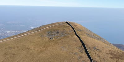 Air Ambulance NI - 3 Peaks Challenge - Slieve Donard