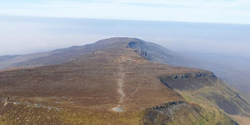 Air Ambulance NI - 3 Peaks Challenge - Cuilcagh