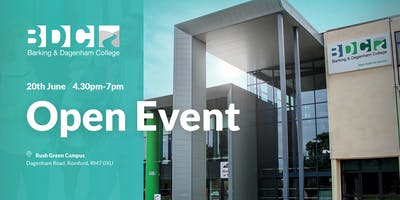 Barking & Dagenham College - Open Event