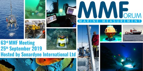 MMF 63 - Hosted by Sonardyne tickets