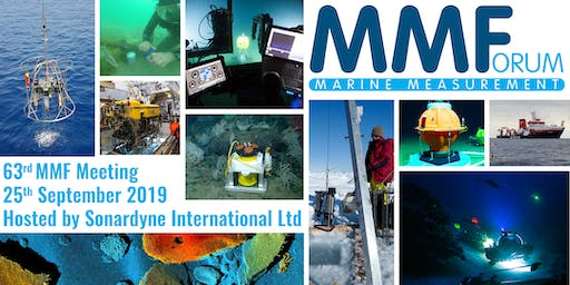 MMF 63 - Hosted by Sonardyne