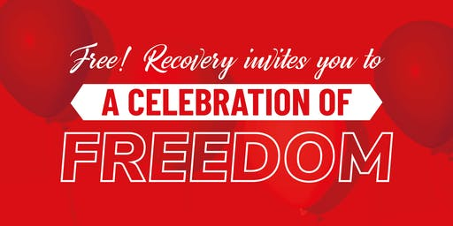Free! Recovery Fundraiser