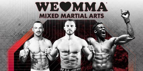 We love MMA •55•  16.05.2020 Saarlandhalle Saarbrücken tickets