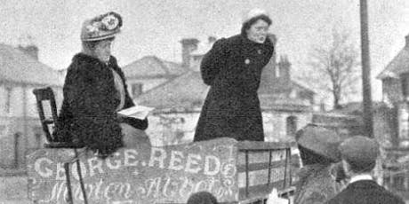 Trailblazers Series - Deeds or Words?: Devon Suffrage Activists and the growth of militancy in the Votes for Women campaign. tickets