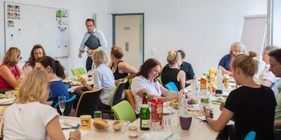 Frühstücken & rein schnuppern - Hamm