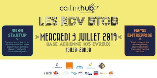 Les RDV BtoB CCI LinkHub