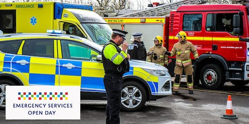 Emergency Services Open Day 2019