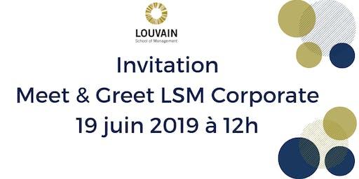 Meet & Greet LSM Corporate