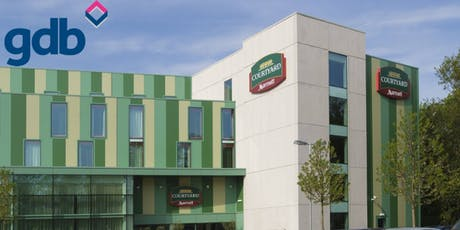 gdb Express Lunch at Courtyard By Marriott Hotel - London Gatwick Airport  tickets