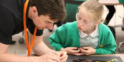 IET Engineering Open House hosted at Renishaw plc 2019
