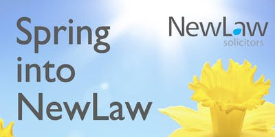 NewLaw Solicitors Open Day - 11th June 2019